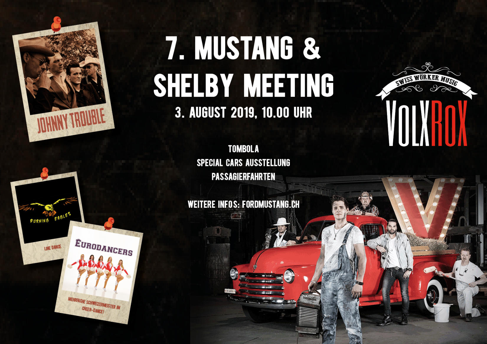 7. Mustang & Shelby Meeting 2019