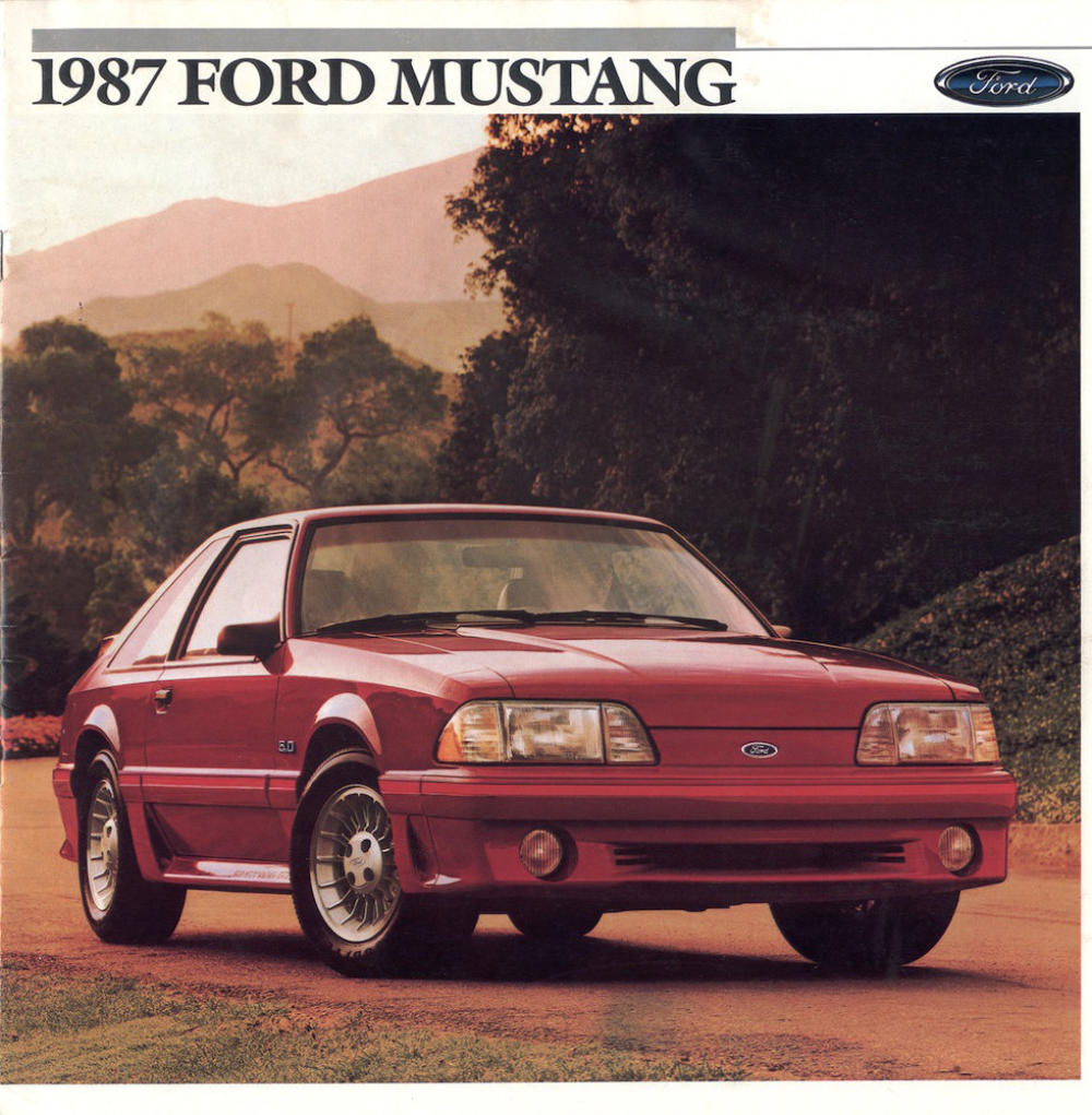 Mustang Club Of Switzerland 1988 Fog Lights